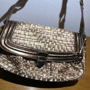 The Sak bronze bag